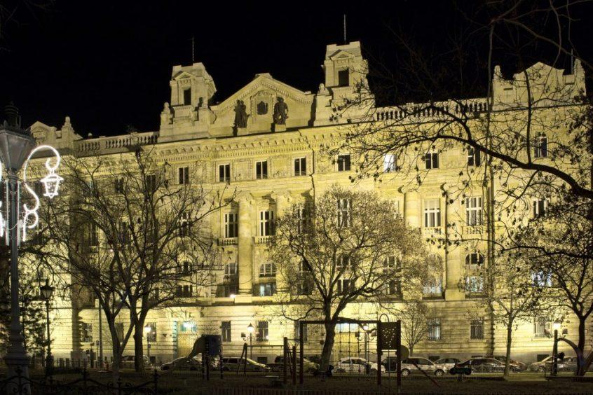 Nemzeti Bank épülete